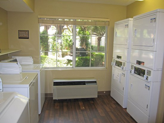 Extended Stay America - San Jose - Airport: On-Premise Guest Laundry