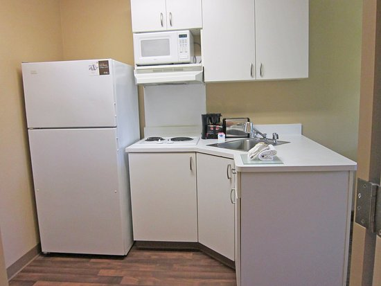 Extended Stay America - Olympia - Tumwater: Fully-Equipped Kitchens