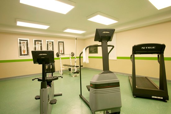 Rio Rancho, Nuevo Mexico: On-Site Fitness Facility