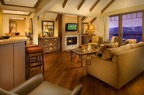 Cle Elum, WA: Lodge Three Bedroom Penthouse Copy