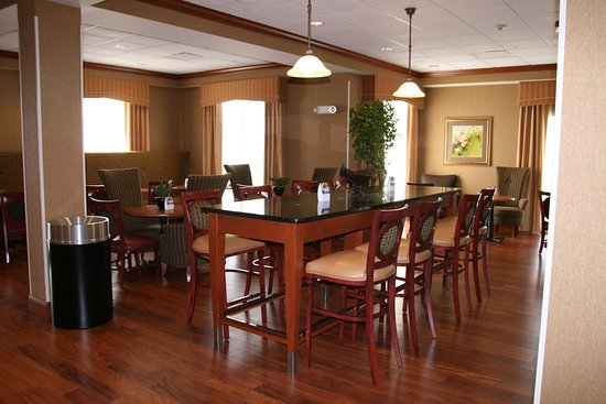 Mountain Home, AR: Breakfast Dining Area