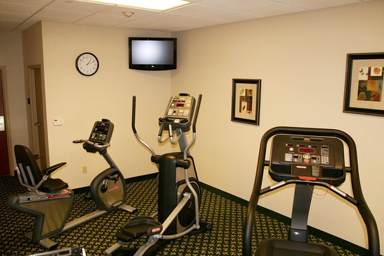 Hampton Inn Mountain Home: Fitness Center