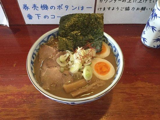 Daisen, Japan: 特製ラーメン(大盛)