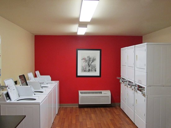 Extended Stay America - Orange County - Anaheim Convention Center: On-Premise Guest Laundry