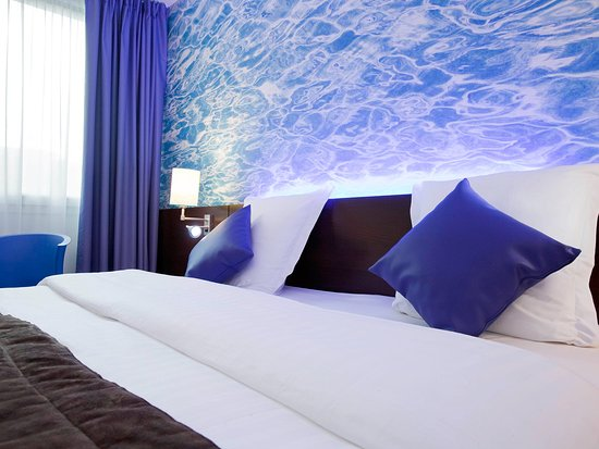 Fontenay-sous-Bois, Frankrike: Guest Room