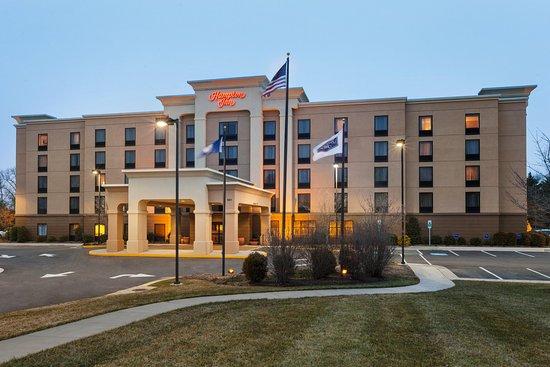 Warrenton, VA: Hotel Exterior