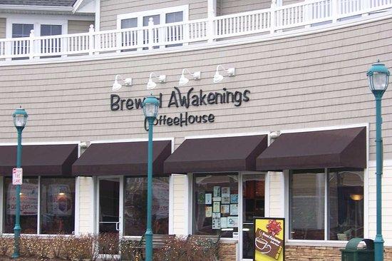 South Kingstown, Rhode Island: Brewed Awakenings