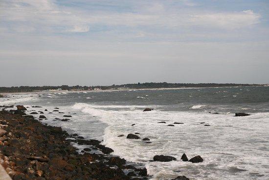 South Kingstown, Rhode Island: Narragansett Beach