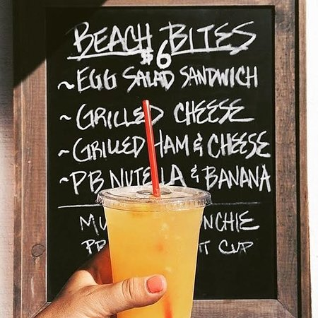 Seal Beach, CA: Pierside Press Fresh Orangeade