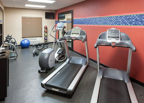 Tulare, CA: Fitness Center Equipment