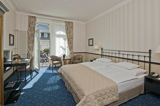 Opera Hotel: Double Room Premium at Hotel Opera Zurich