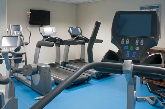 Staybridge Suites Cairo-Citystars: Gym