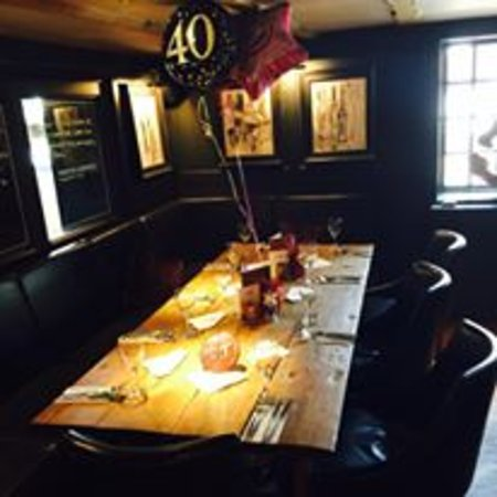 The White Hart: 40th Birthday Party