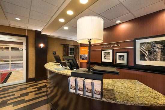 Yonkers, NY: Front Desk