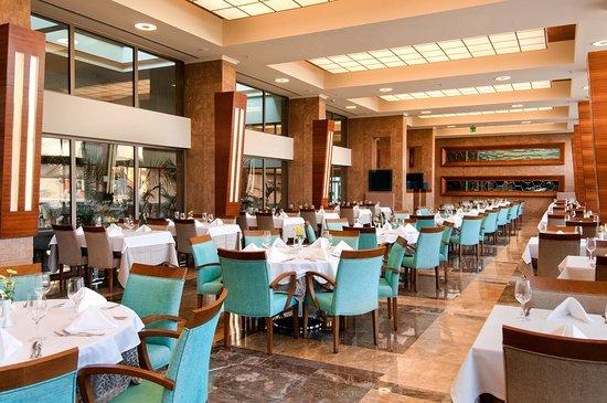 Hilton Dalaman Sarigerme Resort & Spa: Sarigerme Main Restaurant