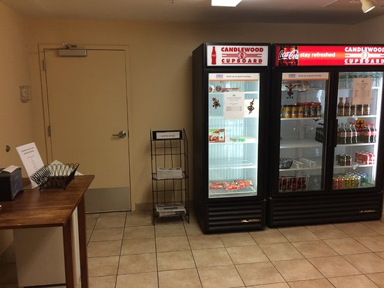 Evans Mills, Нью-Йорк: Vending