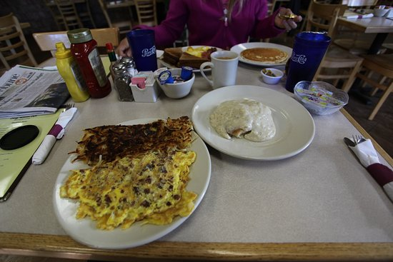 Ten Sleep, WY: GREAT breakfast!