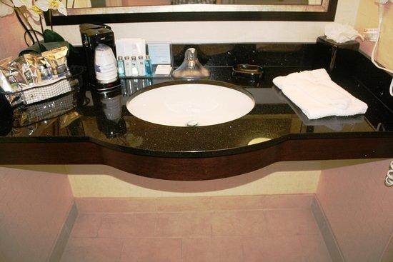 Hampton Inn & Suites Athens I-65: Guest Bathroom