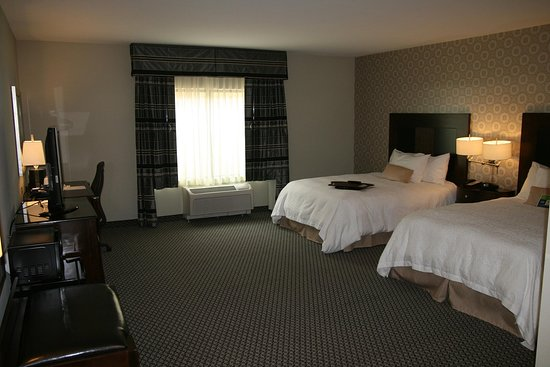 Hampton Inn & Suites Athens I-65: Accessible Double Queen