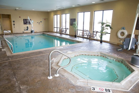 Derby, KS: Indoor Pool and Whirlpool