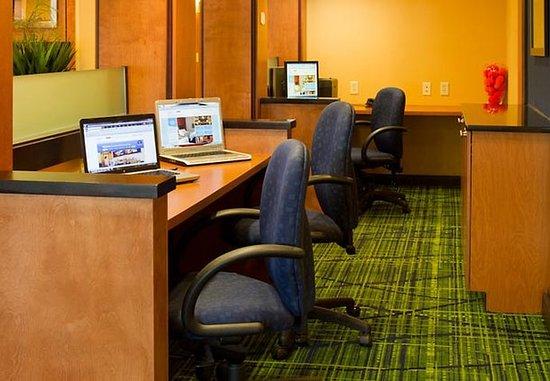 Boerne, TX: Business Center