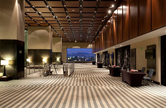Hilton Mexico City Reforma: Our Foyers