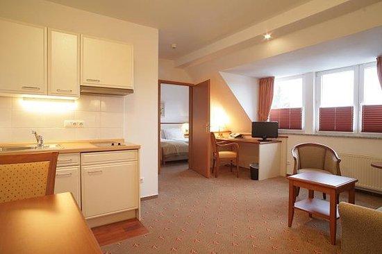 Hotel Hanseatischer Hof: Double Room Deluxe
