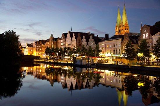 Hotel Hanseatischer Hof: Lübeck City and surrounding