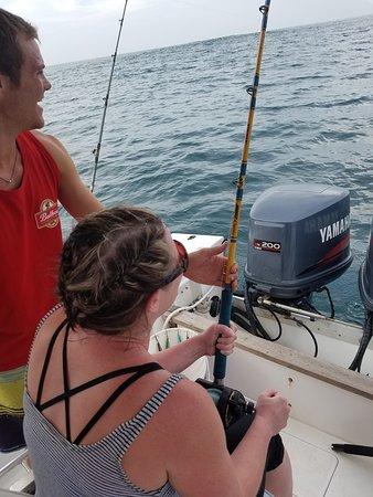 Charter fishing!