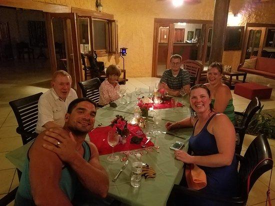 Isla Popa, Panama: Popa Paradise Beach Resort