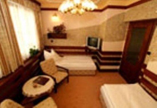 Parkhotel Brno: Economy Class Twin Room