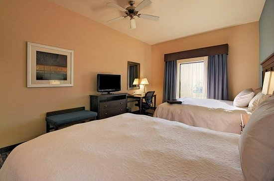 New Iberia, Luizjana: Two Queen Beds Amenities