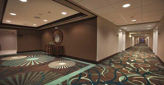 New Albany, MS: Hallway