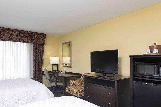 Danville, IL: 2 Queens Guest Room