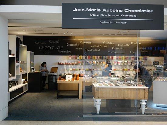 Jean-Marie Auboine Chocolatier