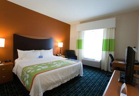 Conroe, Teksas: King Guest Room