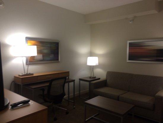 Holiday Inn Express Munising -  Lakeview: Sitting room.