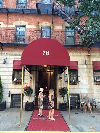 Milner Hotel: entrada