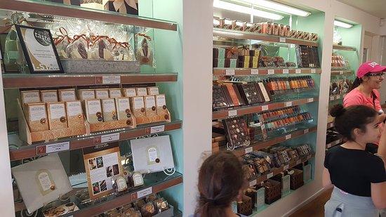 Devonport Chocolate factory
