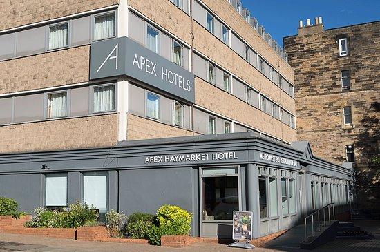 Apex Haymarket Hotel Edinburgh Reviews Photos Price Comparison Tripadvisor