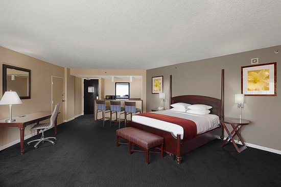 DoubleTree by Hilton Orlando Downtown: Executive Suite