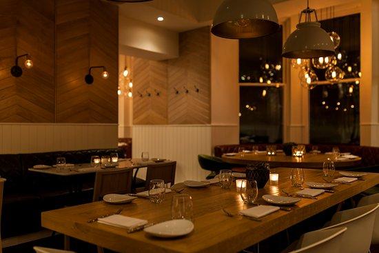 Hotel Indigo London Kensington: Restaurant