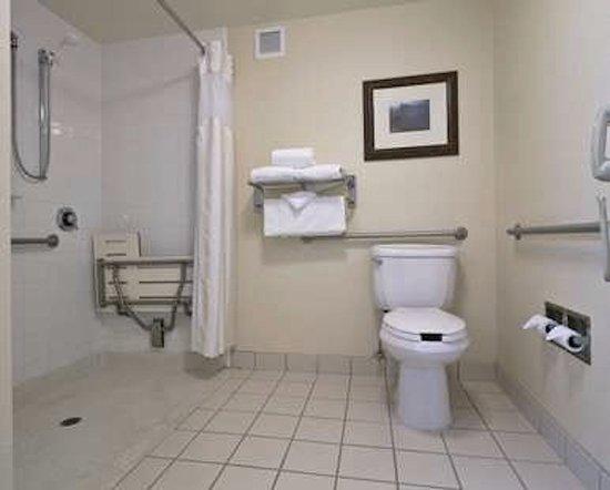 Denver - Brighton Guest Roll-In Shower