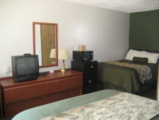 Oregon Motor Motel: Double Room