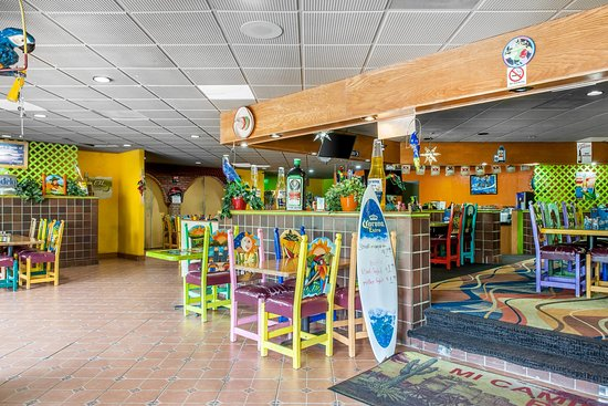 Logansport, IN: Breakfast area
