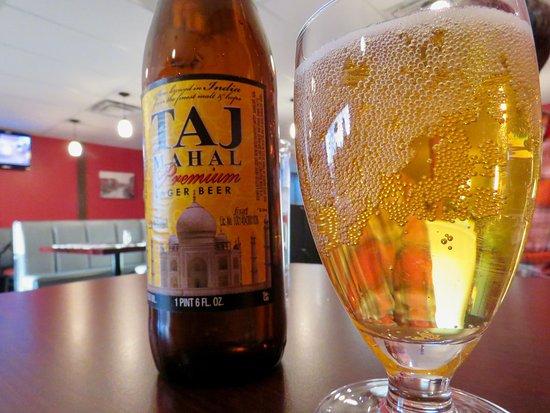Okotoks, Canadá: Delicious beer