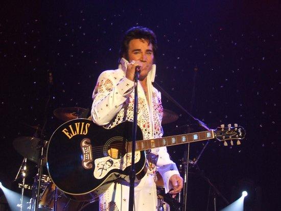 "Jerry Presley ""Elvis Live!"""