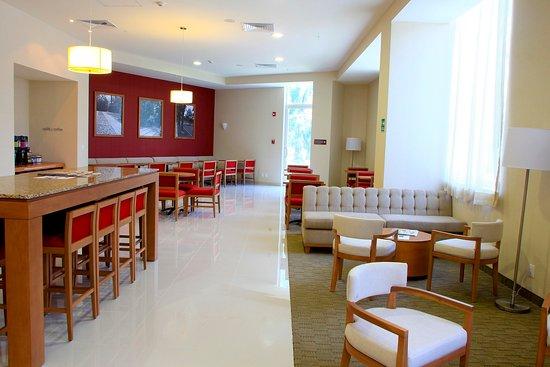 Hampton Inn by Hilton Guadalajara/Expo: Lobby Seating Area