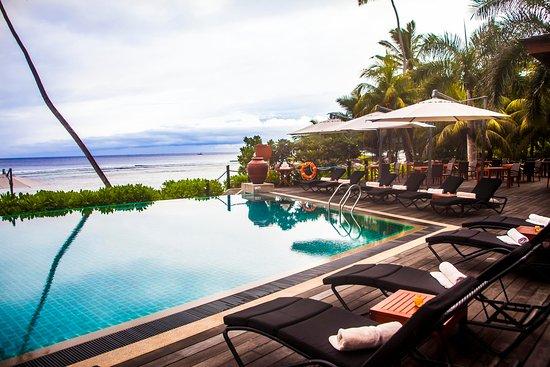 Anse Forbans, Seychellerna: Swimming Pool