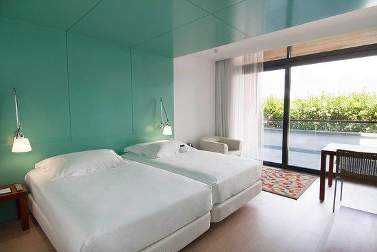Gualta, إسبانيا: Twin Guest Room
